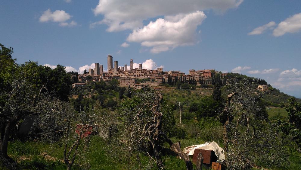 San Gimignanano Trip 1