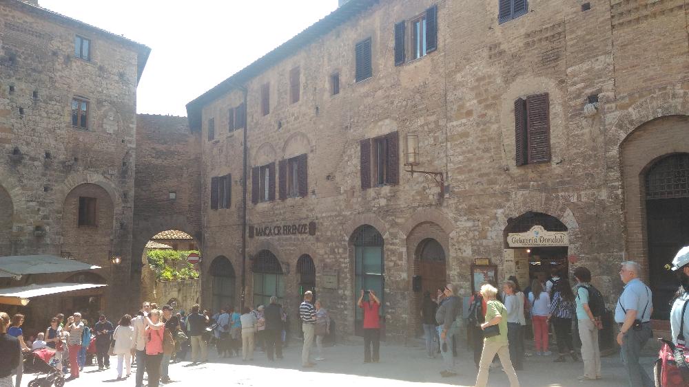 San Gimignanano Trip 4