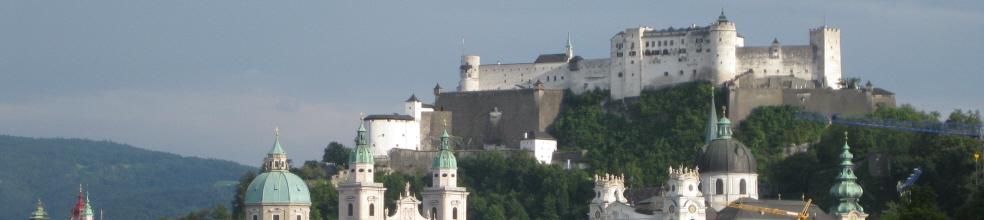 Salzburg fortress