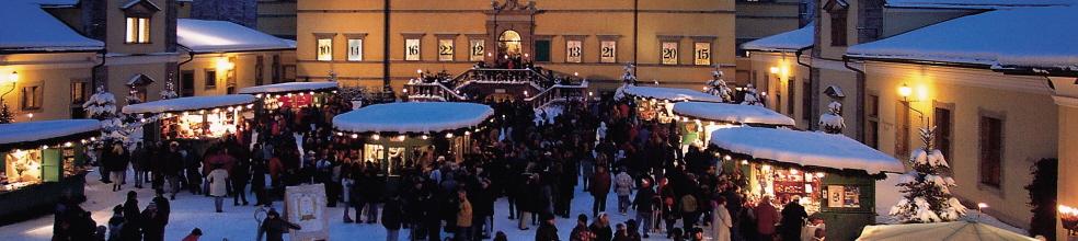 Hellbrunn Christmas market