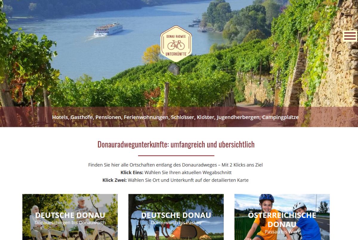 Danube Bike Path (Donauradwegunterkünfte)