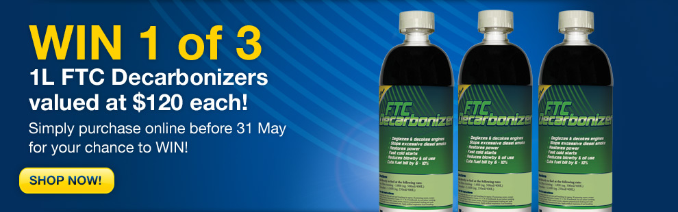 WIN 1 of 3 1L FTC Decarbonizers